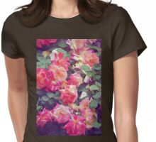 Rose 359 Womens Fitted T-Shirt