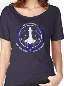 Andromeda Explorers Women's Relaxed Fit T-Shirt