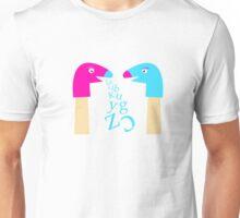 Sock argument Unisex T-Shirt