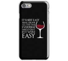 Game of Thrones - Drunk iPhone Case/Skin