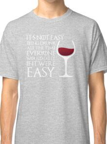 Game of Thrones - Drunk Classic T-Shirt