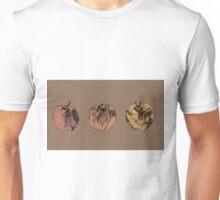 3 apples Unisex T-Shirt