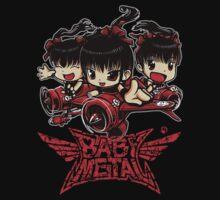 baby metal One Piece - Short Sleeve