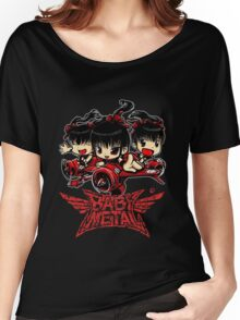 baby metal Women's Relaxed Fit T-Shirt