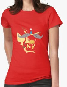 Iver-chu Womens Fitted T-Shirt