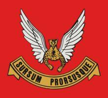 "SAAF 2 Squadron ""Sursam Prorusque"" Kids Clothes"