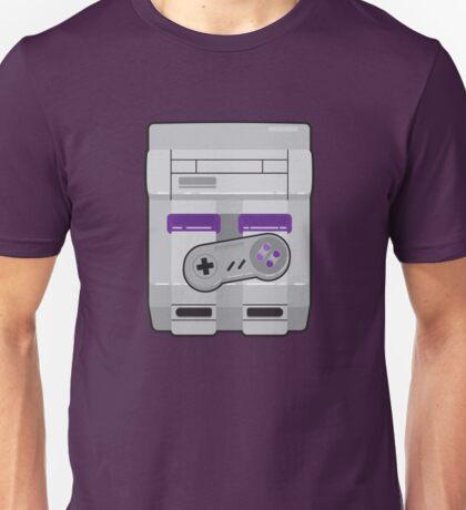 Super Nintendo Entertainment System Unisex T-Shirt
