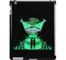 one x file iPad Case/Skin