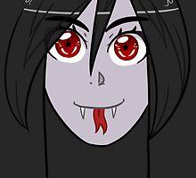 Vampire Queen by Srednasmas