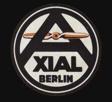 Axial Propellor Logo Kids Clothes