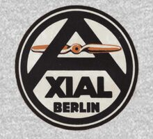 Axial Propellor Logo One Piece - Short Sleeve