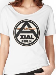 Axial Propellor Logo Women's Relaxed Fit T-Shirt