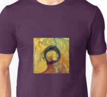 """Spiritual Abstract"" Unisex T-Shirt"