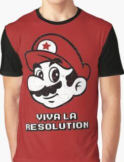 Viva la Resolution Graphic T-Shirt