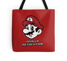 Viva la Resolution Tote Bag