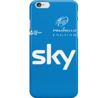 Team Sky iPhone Case/Skin