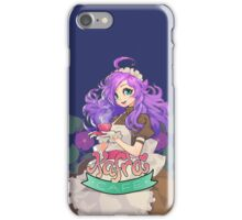 Welcome to the Kafra Cafe! iPhone Case/Skin