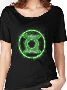 Lantern Full Power! Women's Relaxed Fit T-Shirt