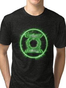Lantern Full Power! Tri-blend T-Shirt