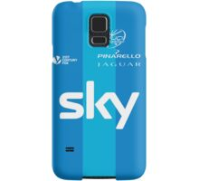 Team Sky Samsung Galaxy Case/Skin