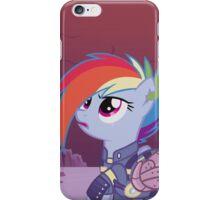 Rainbow Dash - Crystal Wars iPhone Case/Skin
