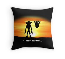 Crash Bandicoot - The Return Throw Pillow
