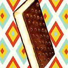 Ice Cream Sandwich by Kelly  Gilleran