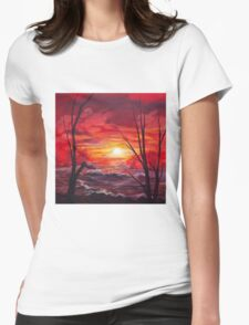 Yearning Womens Fitted T-Shirt