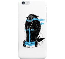Easy Ridin' Walrus iPhone Case/Skin