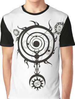 Spell circle Graphic T-Shirt