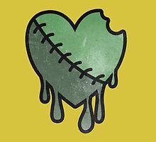 Zombie Heart by KcShoemake