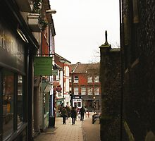 Backstreets Norwich by LPinchh