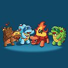 Turtle Party! by WarpPortal