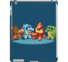 Turtle Party! iPad Case/Skin