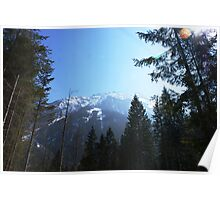 Alpine Austria 2 Poster