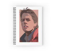 Marty Spiral Notebook