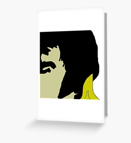 The Spirit of Rock n' Roll Greeting Card