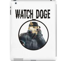 WATCH_DOGE iPad Case/Skin