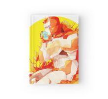 Yellow Hardcover Journal