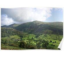 Lake District, England Poster