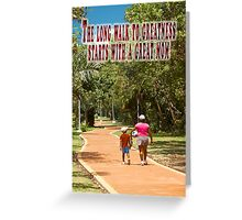 Great Mothers Greeting Card