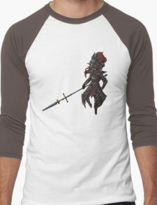 Old Dragonslayer Men's Baseball ¾ T-Shirt