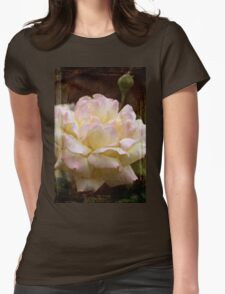 Rose 279 Womens Fitted T-Shirt
