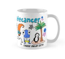 #wehatecancer Coffee Mug by Chase Balay Mug