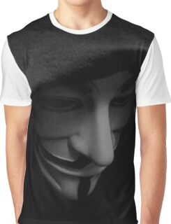 Anonymous Graphic T-Shirt