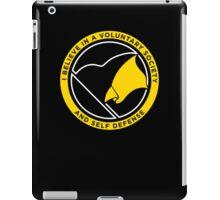 Voluntary Society iPad Case/Skin