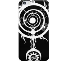 Spell Circle 2 iPhone Case/Skin