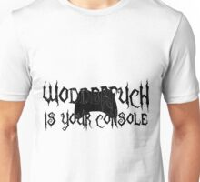 is your console? (360) t-shirt Unisex T-Shirt