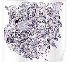 Evil Queens Poster