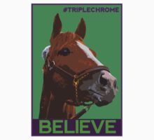 Believe in California Chrome by chromie